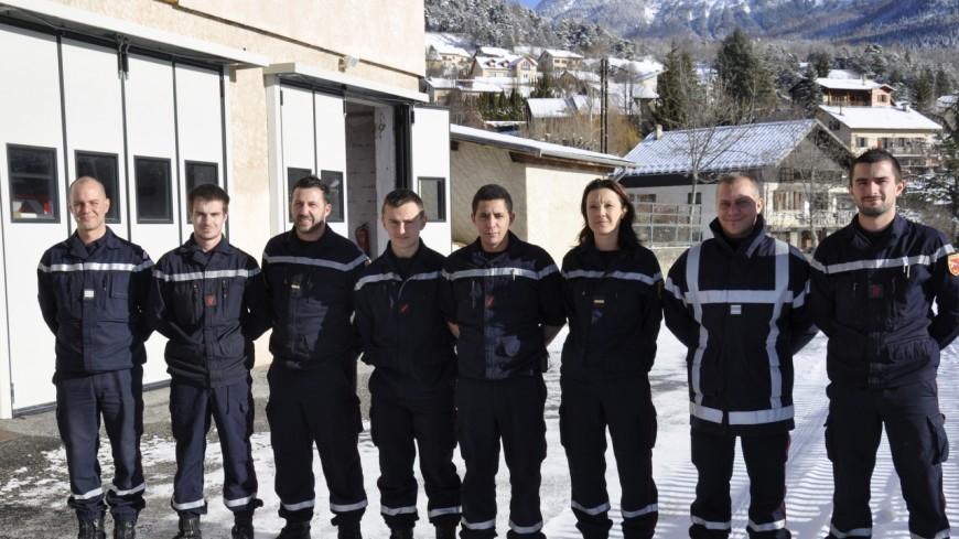 Alpes de Haute-Provence : pour assurer votre sécurité, toujours plus de pompiers mobilisés cet hiver