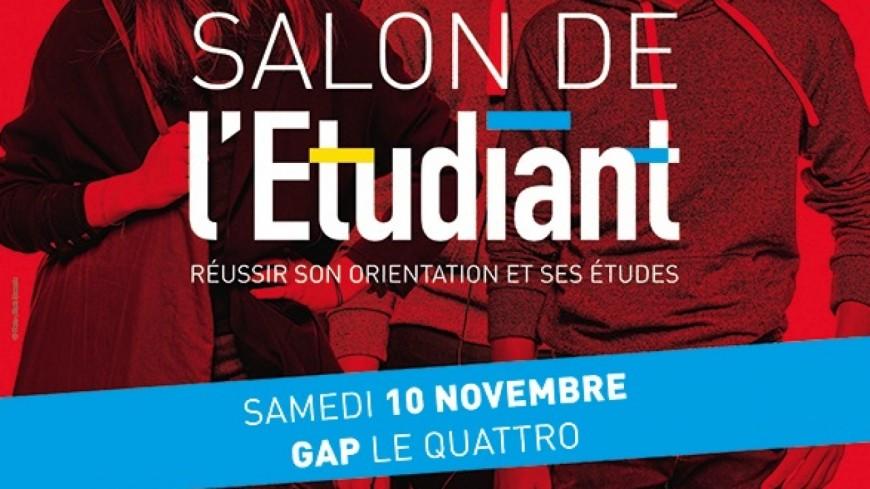 Alpes du Sud : l'Étudiant organise la 1ère édition du Salon de l'Étudiant à Gap