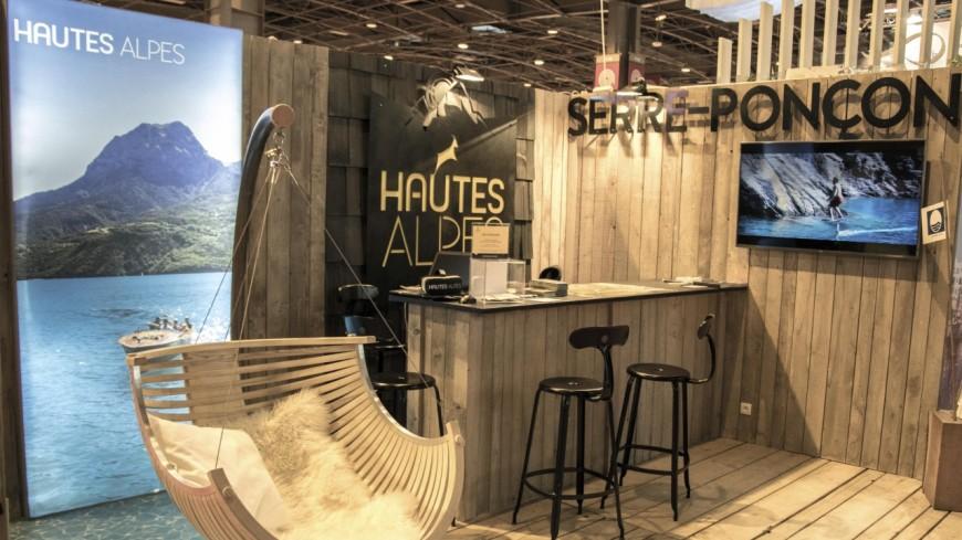 Hautes alpes un stand du d partement pour le salon for Salon nautique porte de versailles horaires