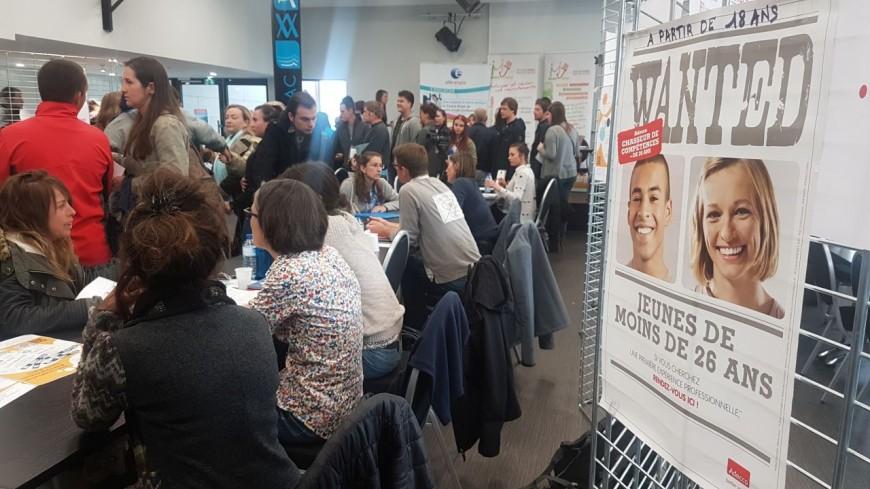 Hautes-Alpes : candidats et recruteurs se rencontrent à Savines-le-Lac