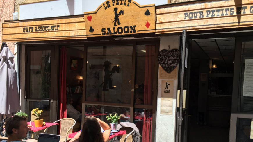 Le petit saloon (Gap)