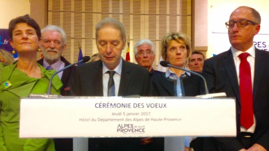 Alpes de Haute-Provence : les projets sont nombreux en 2017 au département