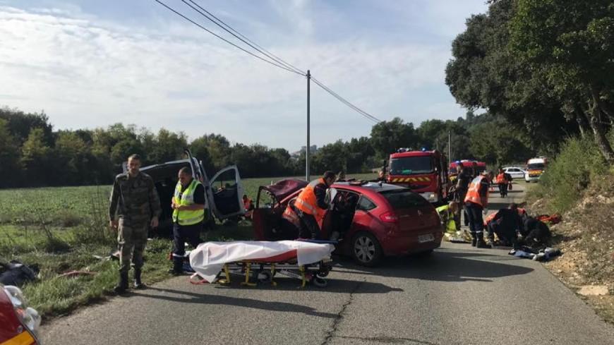 Alpes de Haute-Provence : une femme grièvement blessée dans un accident de la route