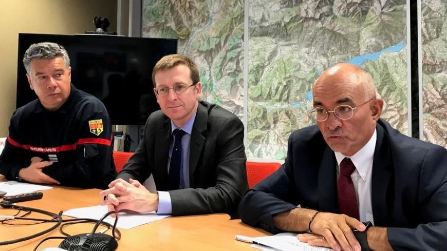 Hautes-Alpes : les pompiers fortement sollicités cette année