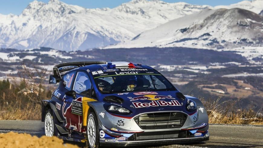 WRC. Rallye d'Australie. Andreas Mikkelsen leader après la 1re journée