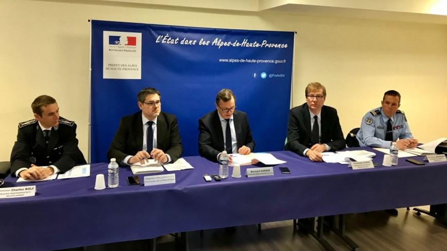 Alpes de Haute-Provence : les bons et mauvais chiffres de la délinquance