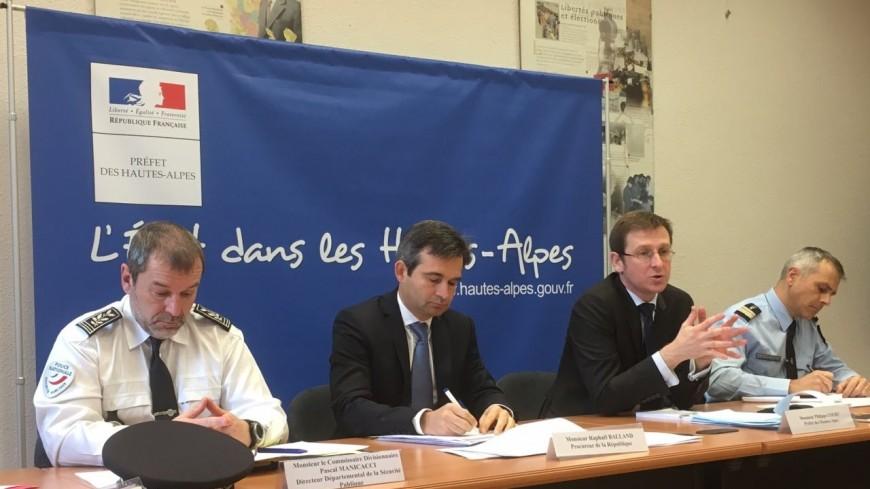 Hautes-Alpes : sécurité maximale face au terrorisme et en montagne