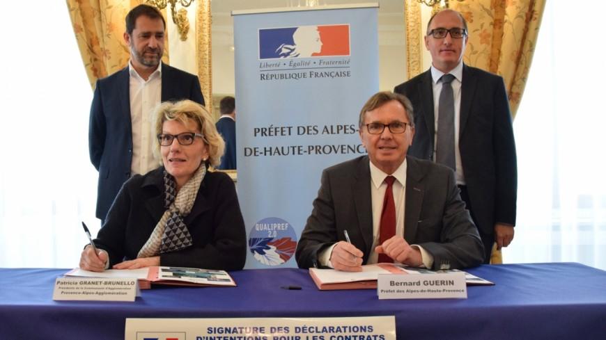 Alpes de Haute-Provence : des contrats de ruralité pour revitaliser nos territoires