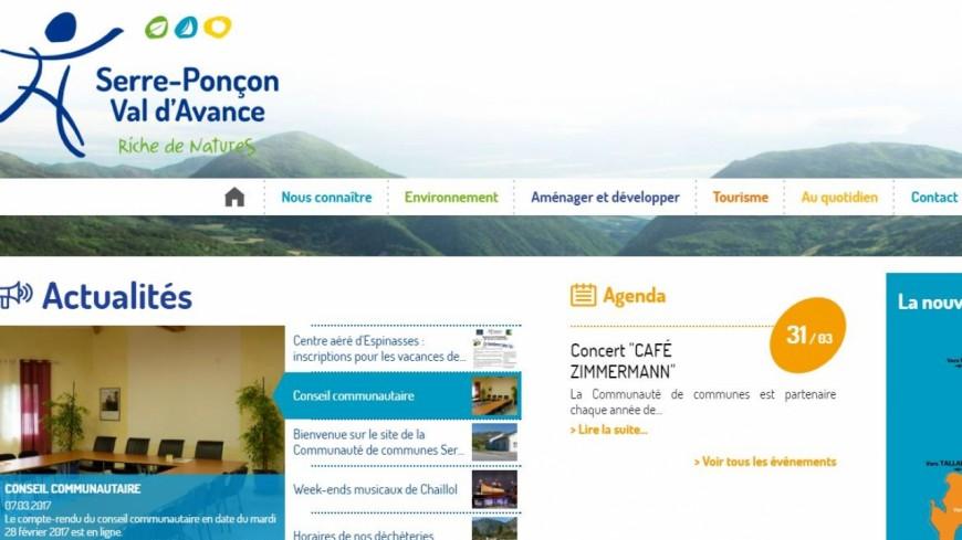 Alpes du Sud : Serre-Ponçon Val d'Avance dévoile son nouveau site internet