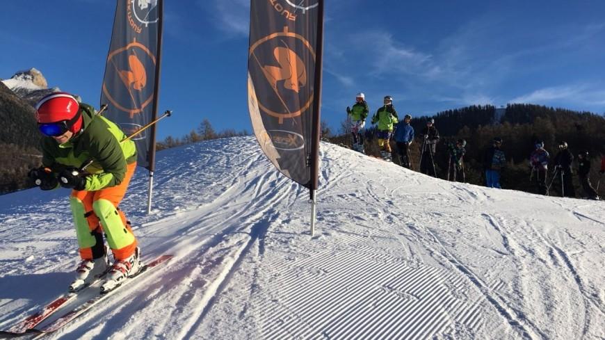 Hautes-Alpes : vous serez flashés sur les pistes d'Ancelle