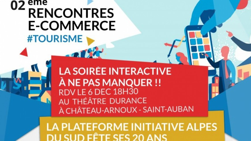 Alpes de Haute-Provence : le digital indispensable pour le commerce