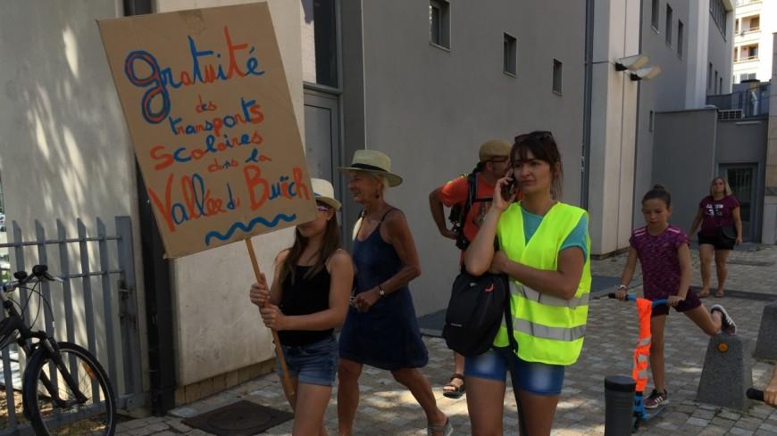 Hautes-Alpes : transports scolaires, les parents d'élèves reçus par la Région et le Département
