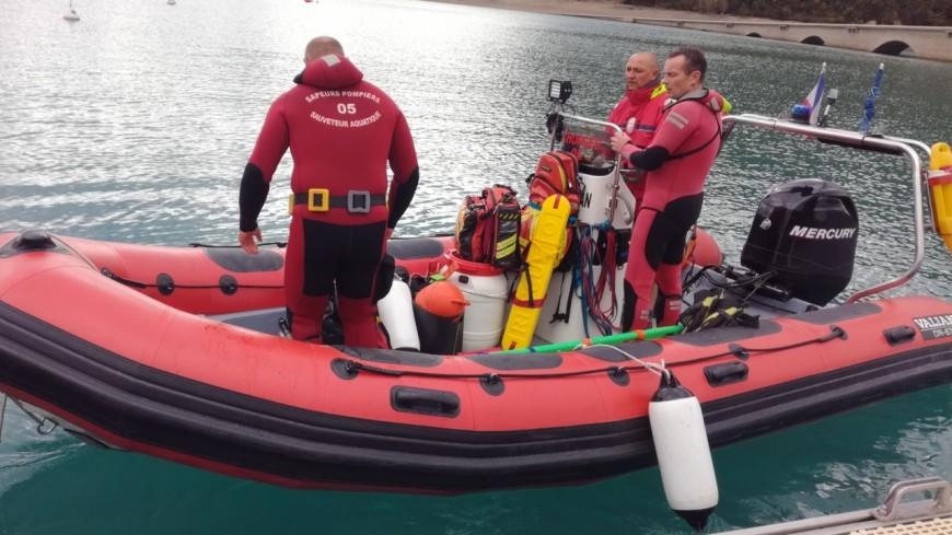 Hautes-Alpes : 120 interventions menées chaque année par l'équipe nautique des sapeurs-pompiers