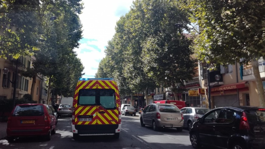 Hautes-Alpes : près de 12.000 interventions en 2017 pour les pompiers