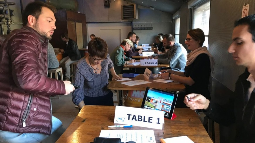 Hautes-Alpes : les entrepreneurs font du Speed Dating