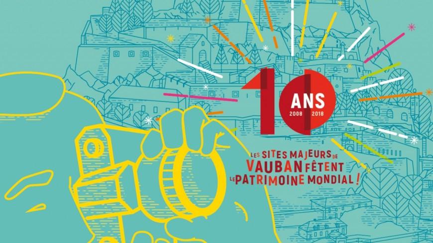 Hautes-Alpes : des photos pour les 10 ans du classement des fortifications Vauban