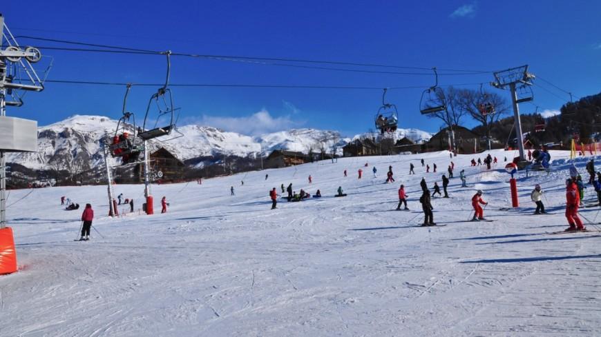 Alpes du Sud : climat, « c'est une réalité, dans les années à venir nous aurons moins de neige »