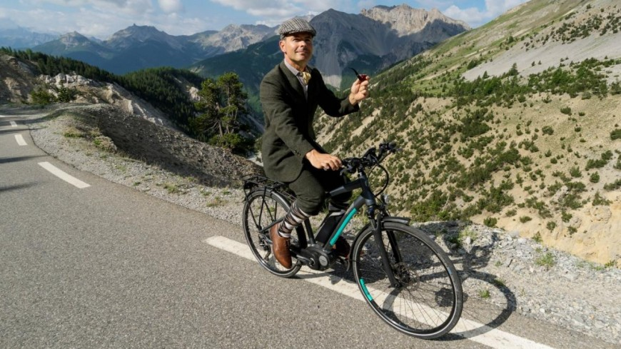 Hautes-Alpes : deux cols à l'honneur dans le Sunday Times