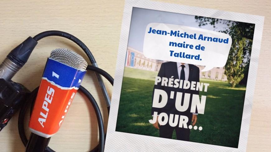 """Hautes-Alpes : président d'un jour, le maire de Tallard, """"je n'apporte pas mon parrainage à un candidat"""""""