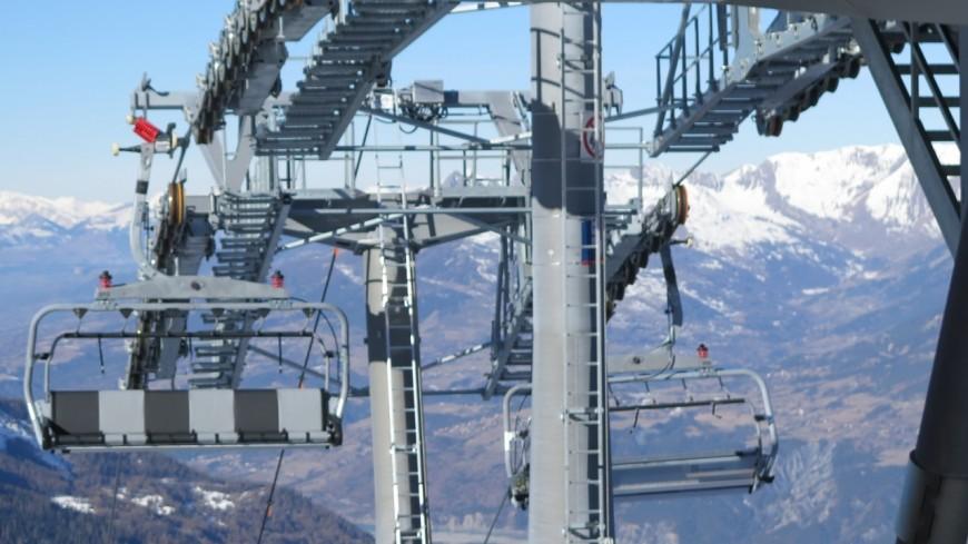 Hautes-Alpes : le nouveau télésiège du Pic Vert des Orres inauguré ce vendredi