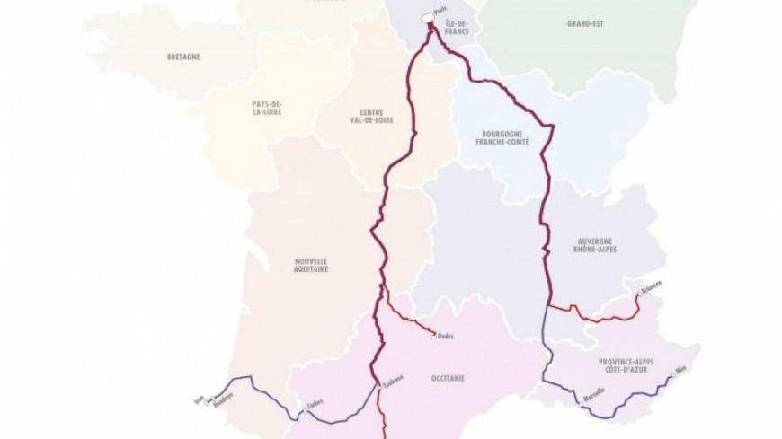 Hautes-Alpes : le Paris-Briançon maintenu, c'est écrit noir sur blanc