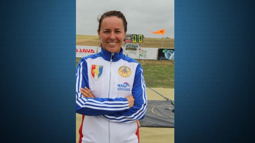 Hautes-Alpes : Stéphanie Texier 3ème au championnat du monde de parachutisme