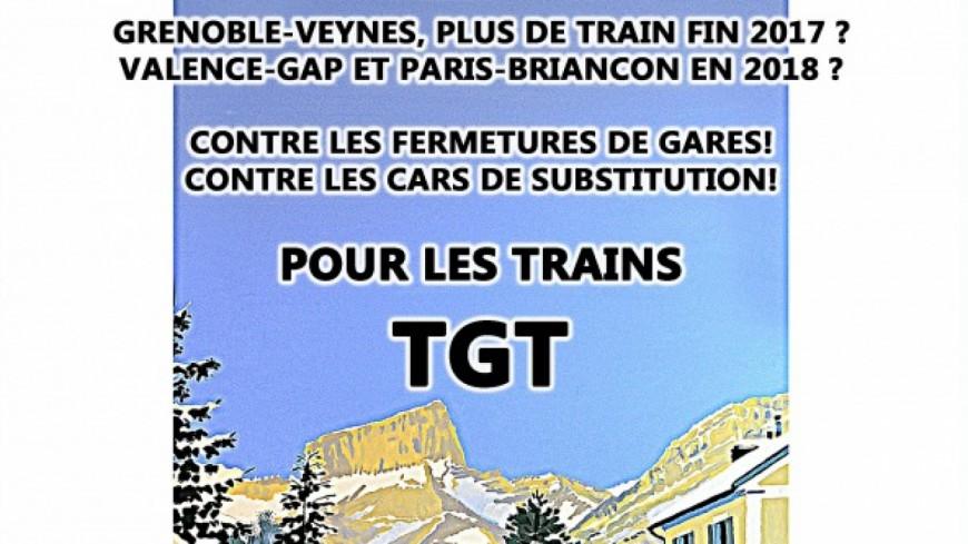 Hautes-Alpes : SNCF, ce samedi le « Très Grand Traintamarre » est attendu dans plusieurs gares