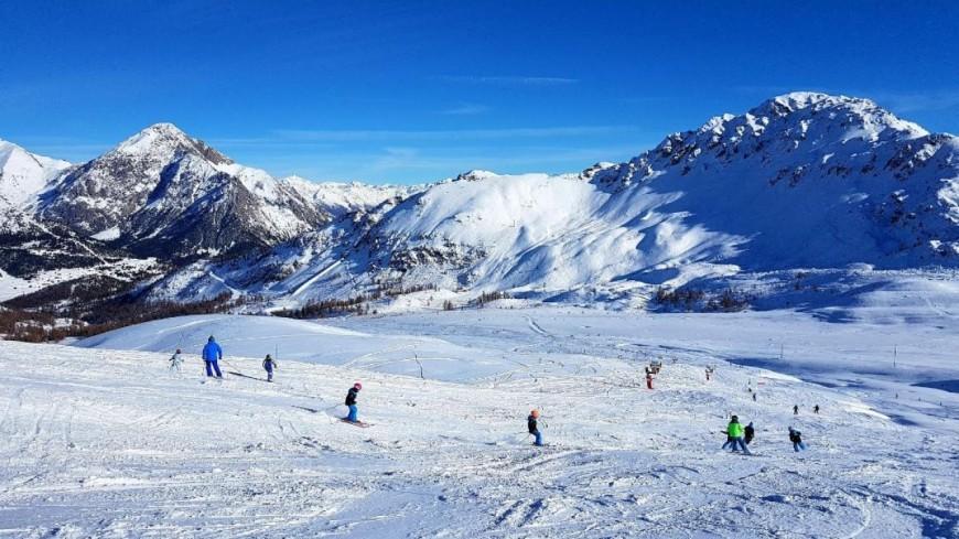Hautes-Alpes : ski, Montgenèvre ouvre le bal !