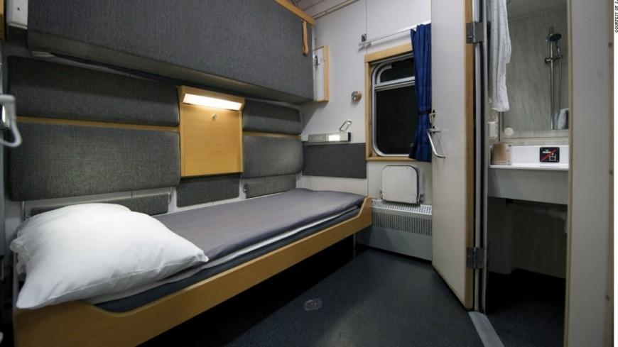 Hautes-Alpes : un train hôtel contemporain en projet pour relier le département à Paris