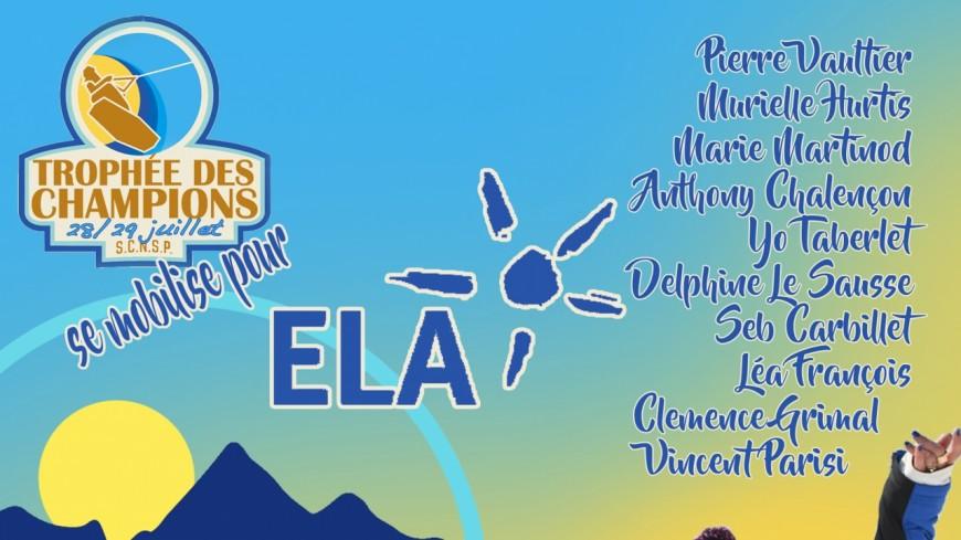 Hautes-Alpes : 3ème Trophée des Champions sur le lac de Serre-Ponçon