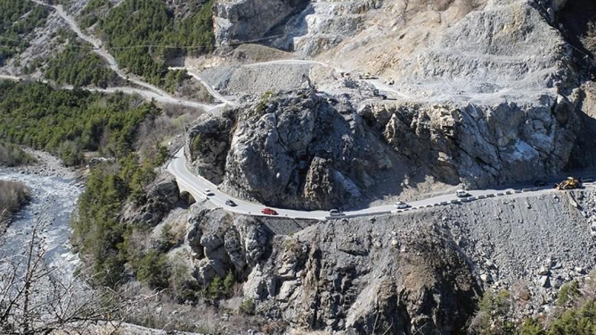 Alpes de Haute-Provence : coupure totale de la circulation sur la RD 900 dès ce lundi