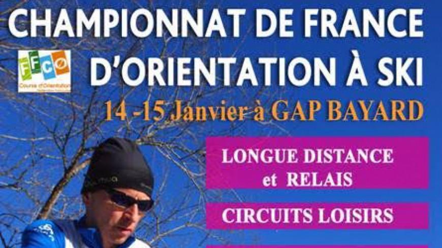 Hautes-Alpes: report du championnat de France d'orientation à ski à Gap Bayard