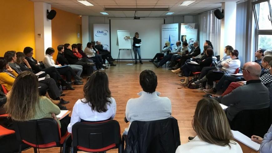 Hautes-Alpes : coaching de patrons et managers à l'UPE 05