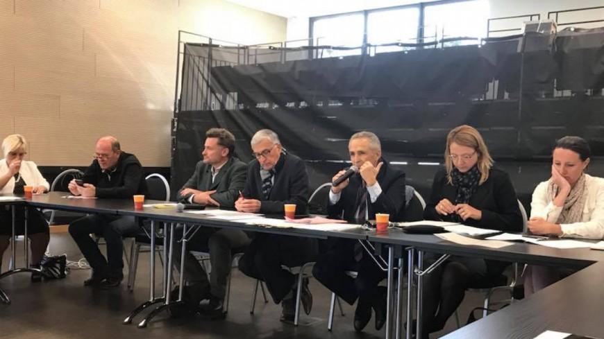 Hautes-Alpes : V.Bérenguel réélu à la tête du syndicat d'aménagement du lac de Serre-Ponçon