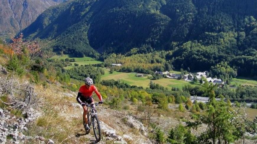 Alpes du Sud : la 13ème Valgaude VTT c'est ce week-end au départ de St-Firmin