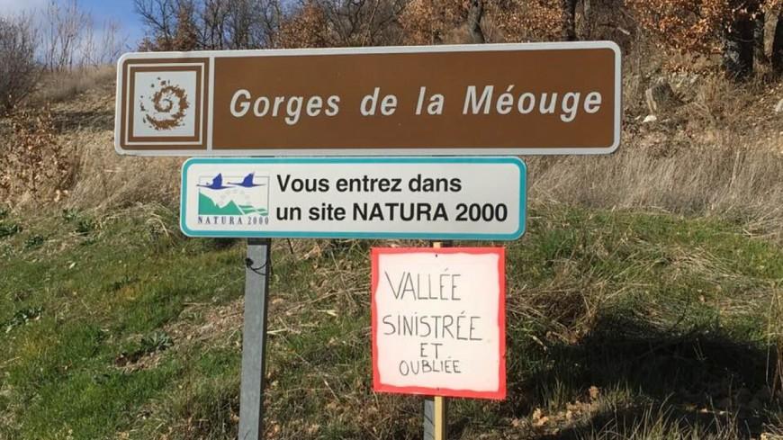 Hautes-Alpes : téléphonie fixe, mobile et Internet,  les élus de la vallée de la Méouge en colère
