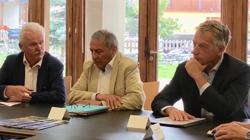 Alpes du Sud : Col du Galibier, un comité de pilotage est né ce jeudi