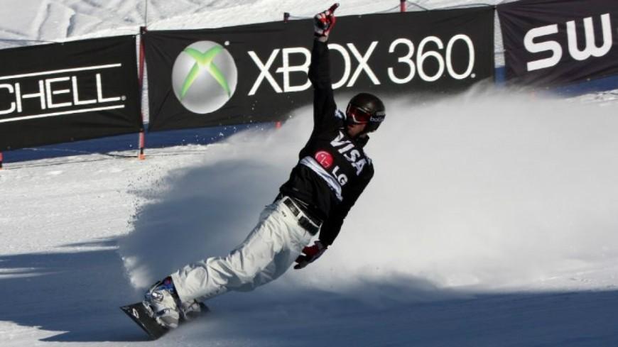 Hautes-Alpes : Pierre Vaultier, champion du monde de snowboardcross !