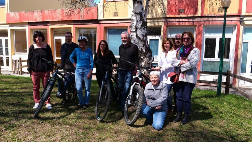 Hautes-Alpes : de 400 à 700 euros pour acheter un vélo électrique