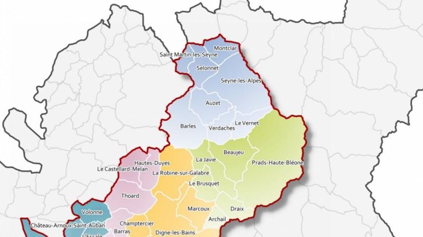 Alpes de Haute-Provence : Le Vernet bien seule à vouloir une commune nouvelle