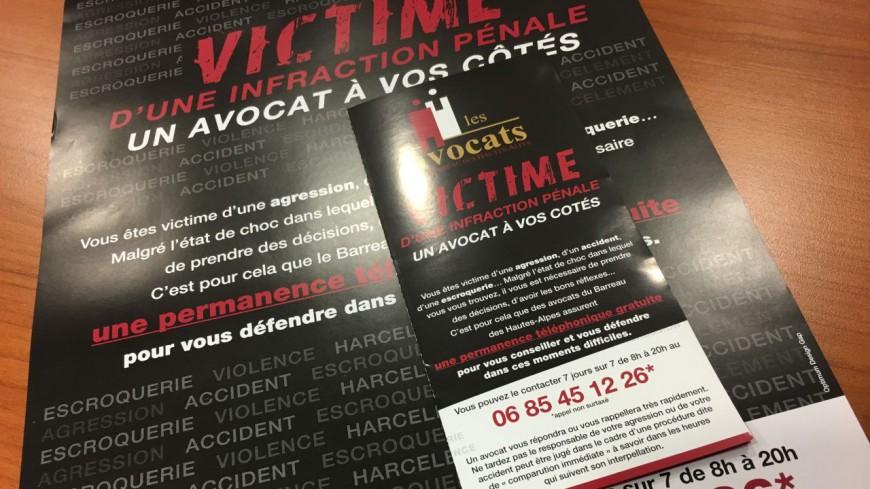 Hautes-Alpes : une ligne dédiée aux victimes
