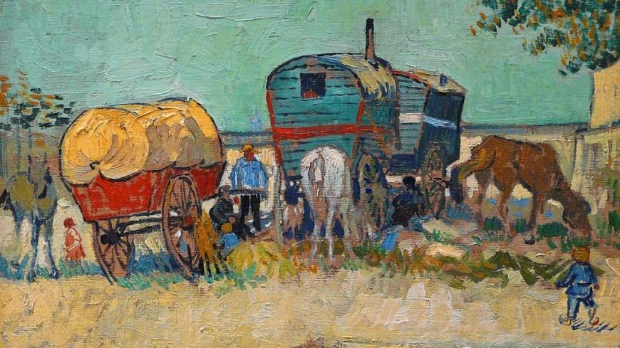 Alpes de Haute-Provence : un tableau de Van Gogh exposé au musée Gassendi à Digne-Les-Bains