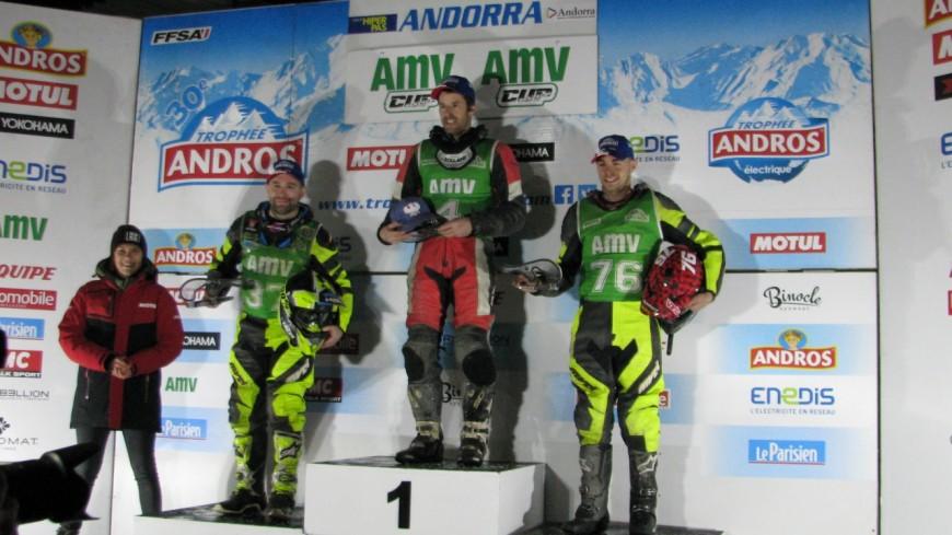 Hautes-Alpes : Vivien Gonnet en tête du classement du Trophée Andros AMV Cup en Andorre
