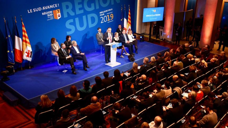 Région PACA : R.Muselier propose aux citoyens de décider de la politique régionale