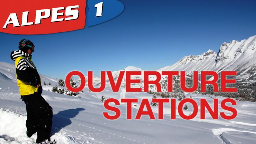 Hautes-Alpes : Puy-Saint-Vincent ouvrira 20 pistes ce samedi