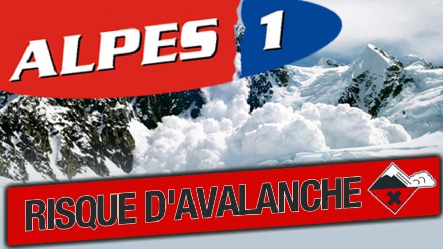 Risque d'avalanche très élevé à cause du redoux — Alpes