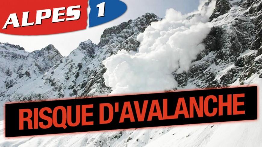 "Alpes du Sud : avalanches ""raclant jusqu'au sol"""