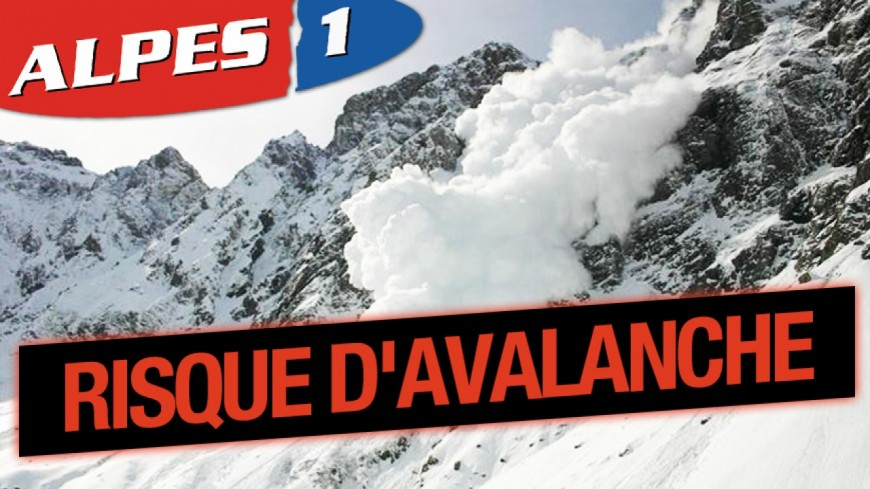 Alpes du Sud : retour de la neige, attention en montagne