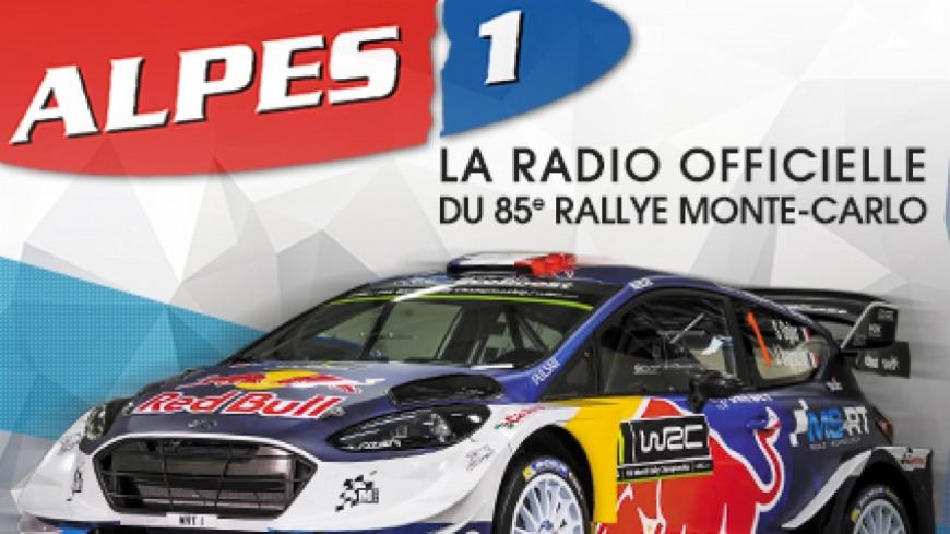 Neuville signe le meilleur temps de la 2e spéciale — Rallye Monte-Carlo