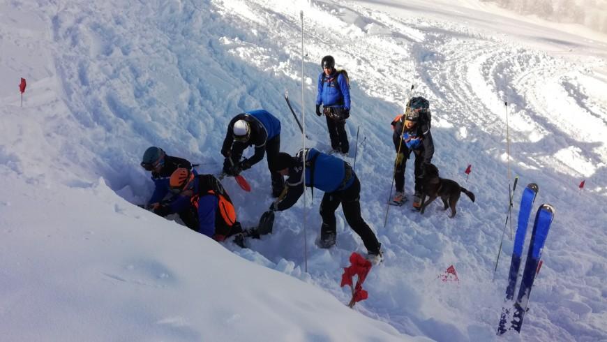 Alpes de Haute-Provence : trois interventions ce mercredi pour le PGHM de Jausiers